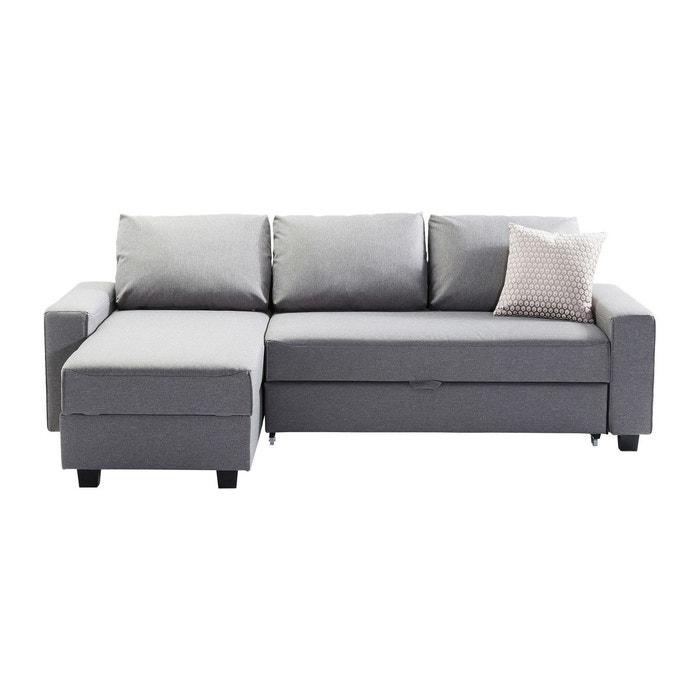 canap lit liberty kare design gris kare design la redoute. Black Bedroom Furniture Sets. Home Design Ideas