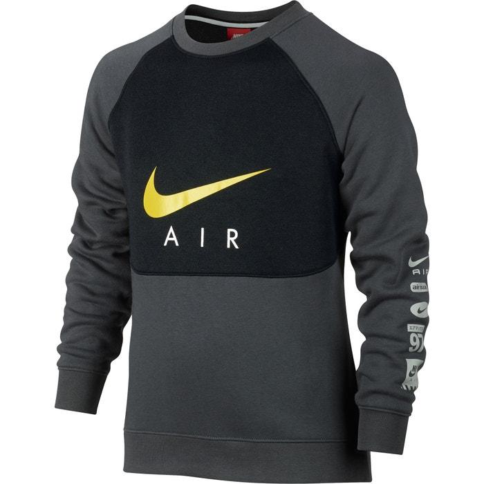 afbeelding Bicolor sweater met ronde hals 8-16 jr NIKE