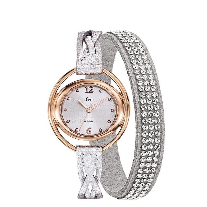 Parcourir La Sortie Nouveau Style Montre pour femme sweet dreams duo et son bracelet girl only métal Go Girl Only | La Redoute Livraison Gratuite Véritable roeKTq8