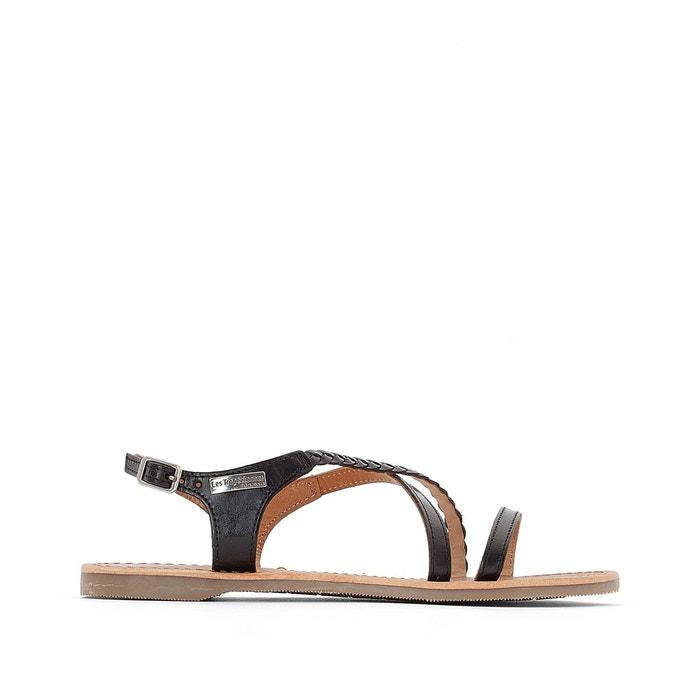 Sandales cuir hanano  Les Tropeziennes Par M Belarbi  La Redoute