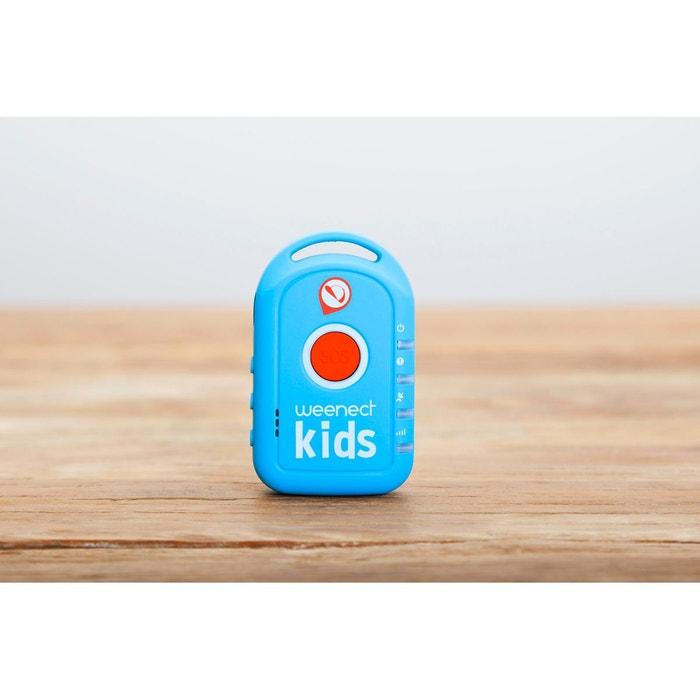 Balise GPS bleue Weenect kids