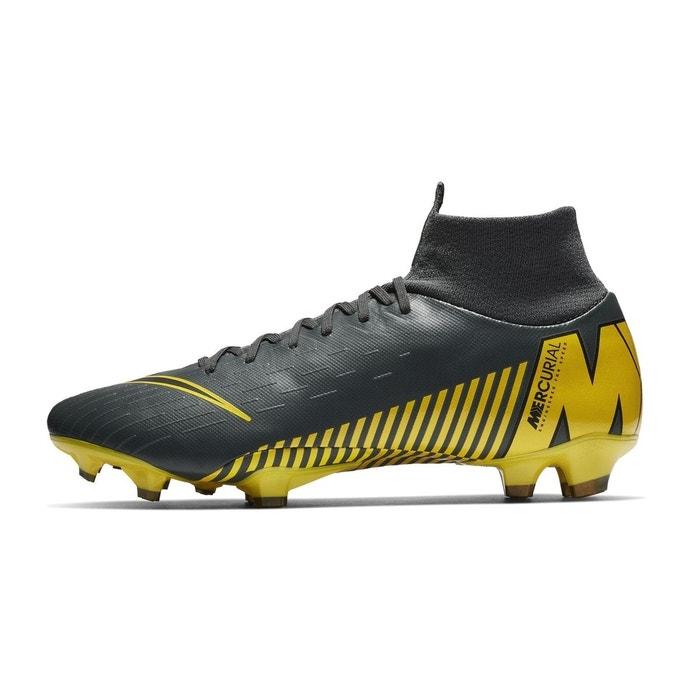 6d9ea74d9023 Chaussures football nike mercurial superfly vi pro df fg / gris Nike | La  Redoute