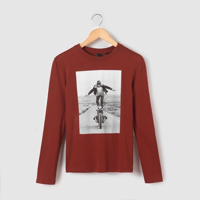 afbeelding T-shirt met lange mouwen 10 - 16 jr LE TEMPS DES CERISES