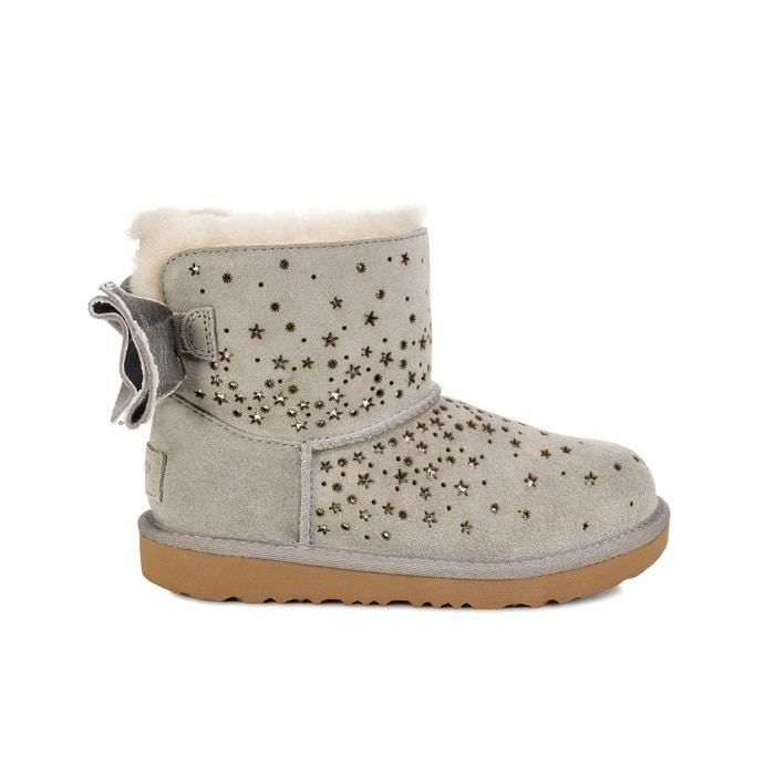 9f20a112b84 Stargirl Classic Mini II Bow Ankle Boots