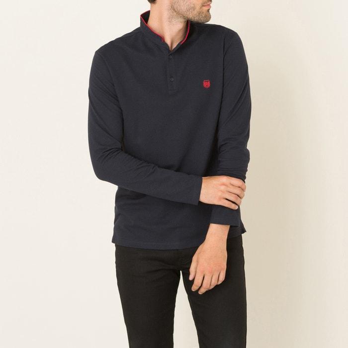 Cotton Piqué Polo Shirt  THE KOOPLES image 0