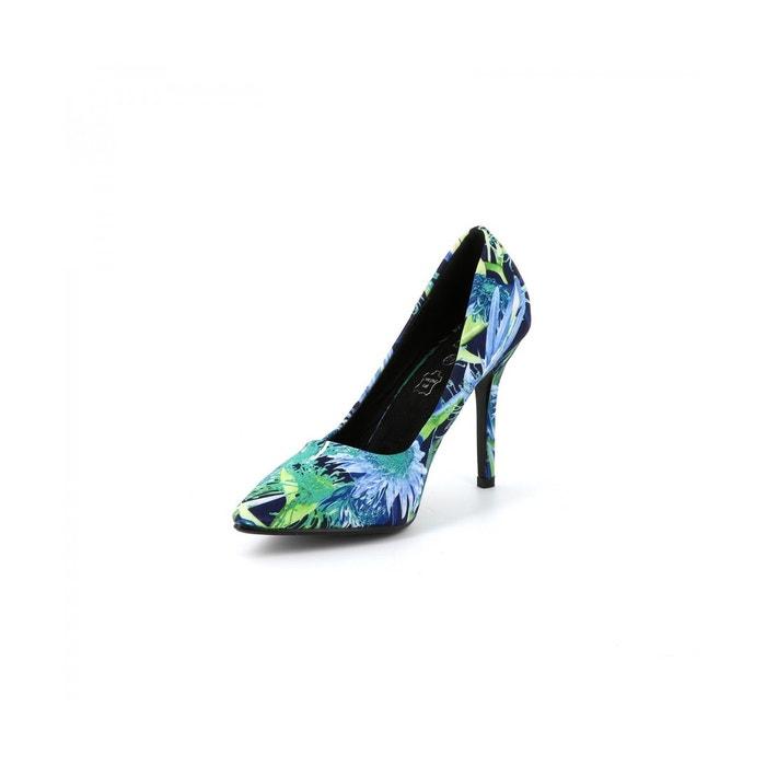Cassis Côte D'azur Chaussures escarpins Escarpins fleurs BARNEY Cassis Côte D'azur soldes j9jaEY1Zc