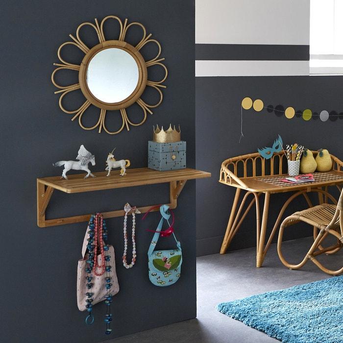Espejo de mimbre Yasu  La Redoute Interieurs image 0