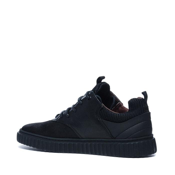 Baskets noir Sacha