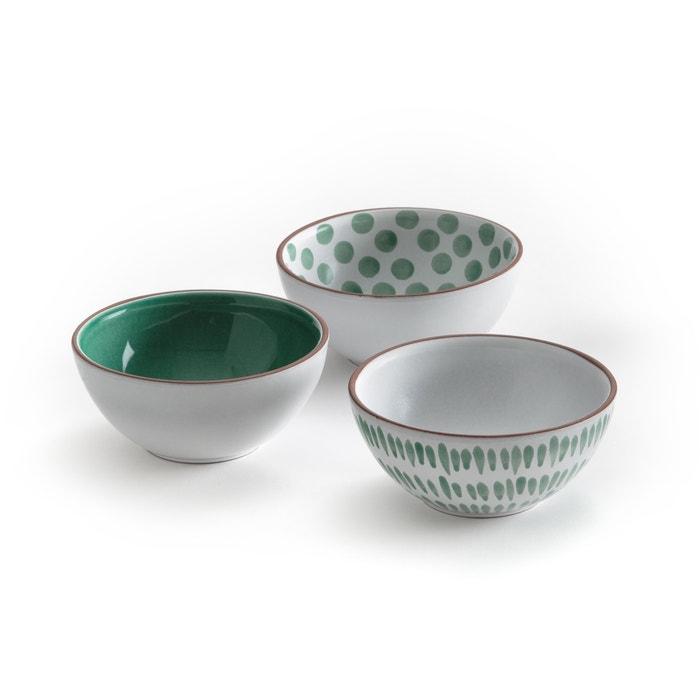 Feria Terracotta Bowls (Set of 3)  La Redoute Interieurs image 0