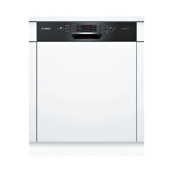 lave vaisselle int grable 60cm bosch smi46ab04e blanc bosch la redoute. Black Bedroom Furniture Sets. Home Design Ideas