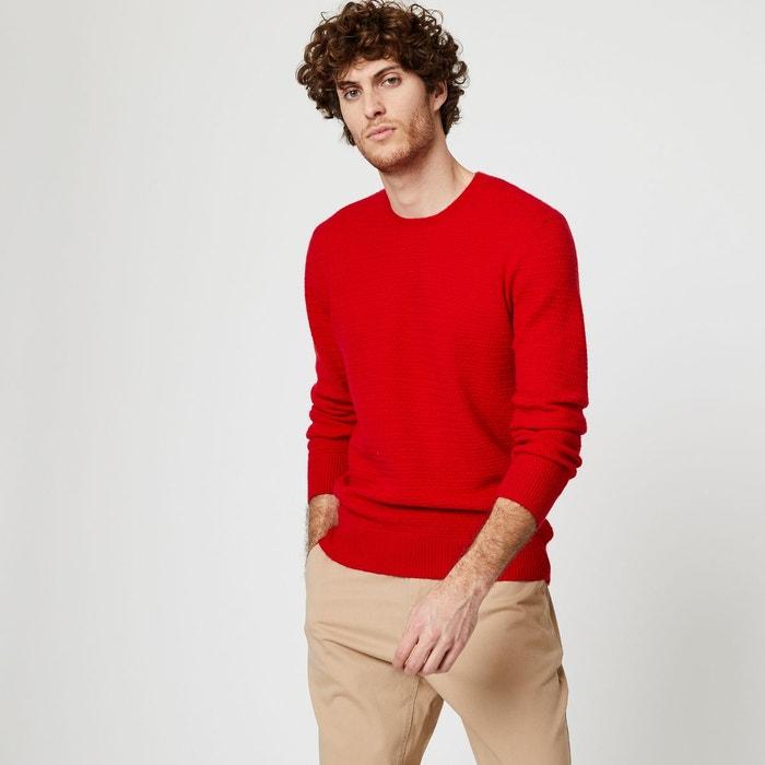 bons plans sur la mode achat le plus récent magasin meilleurs vendeurs Pull fantaisie en laine et cachemire
