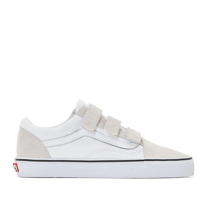 AJF,vans blanche scratch,nalan.com.sg