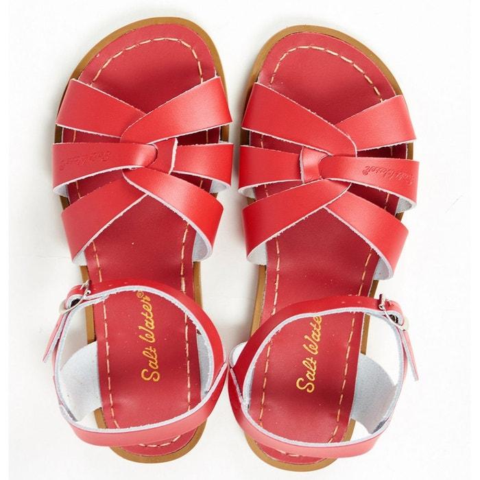 Sandales Salt Water rouge