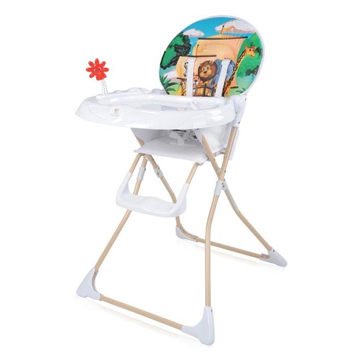 chaise haute b b musicale jolly beige lorelli couleur unique lorelli la redoute. Black Bedroom Furniture Sets. Home Design Ideas