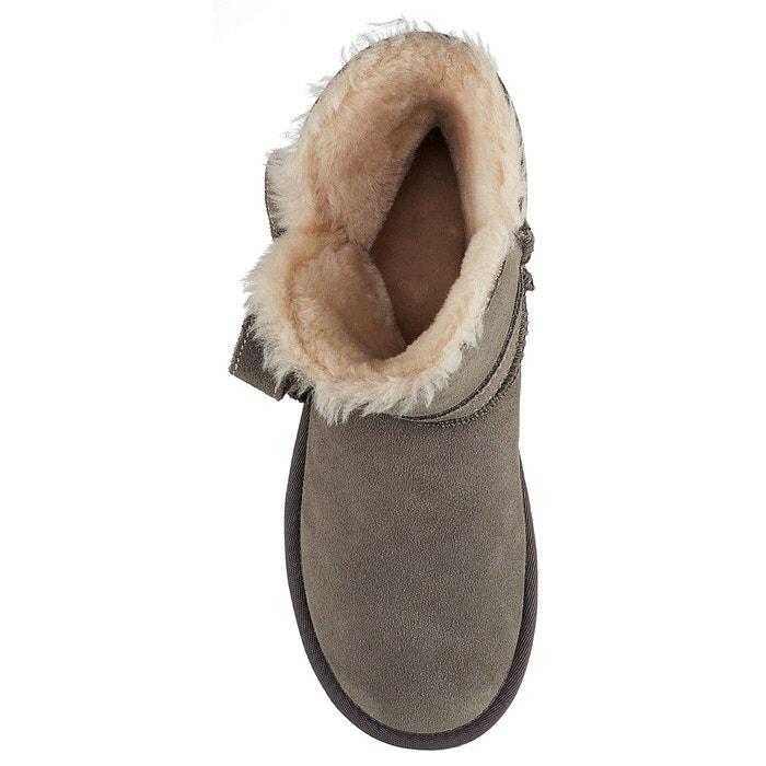 Gefütterte boots luna bow bootie Esprit | La Redoute