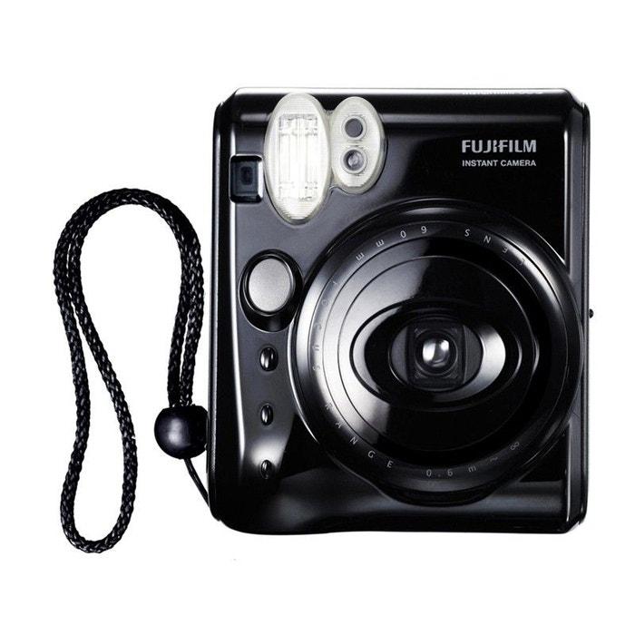 appareil photo instantan fujifilm instax mini 50s noir. Black Bedroom Furniture Sets. Home Design Ideas