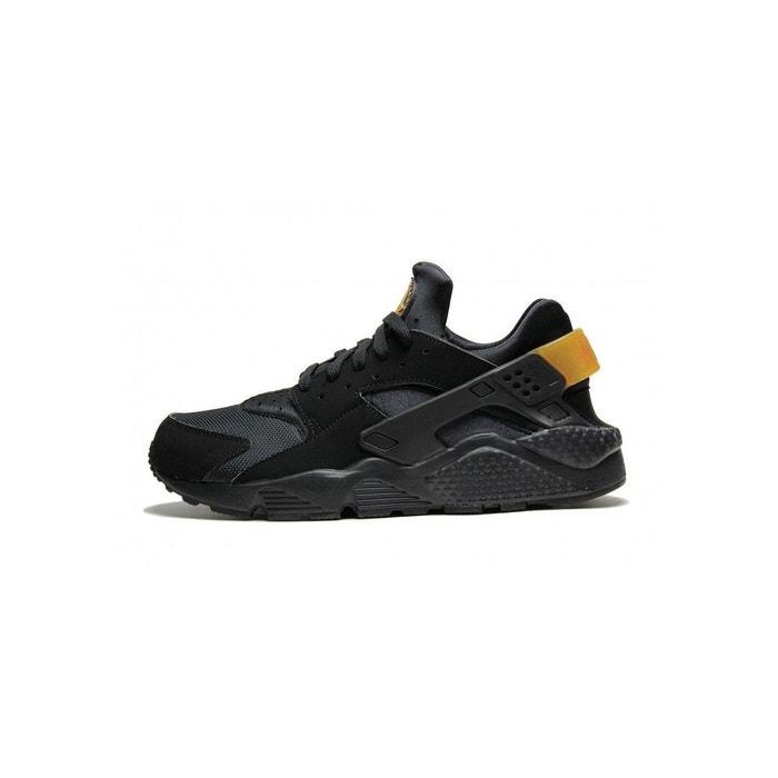02ead63ae9657 Basket nike air huarache run (gs) - 654275-021 noir Nike