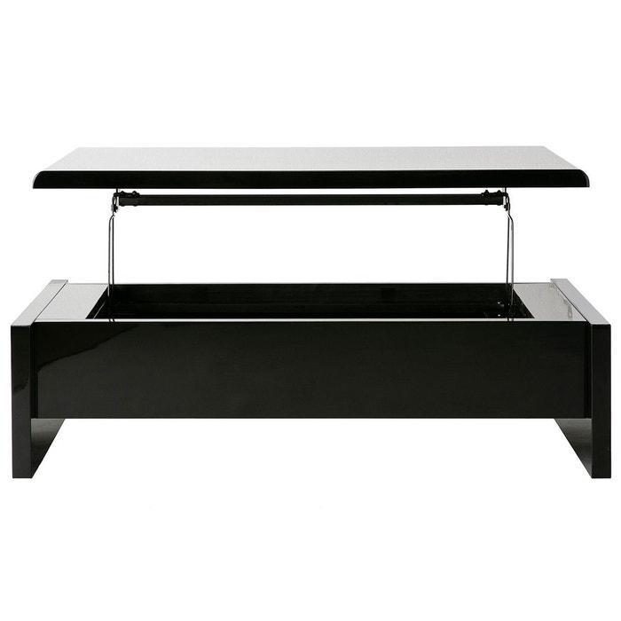 Table Basse Design Relevable Avec Rangement Lola Miliboo La Redoute