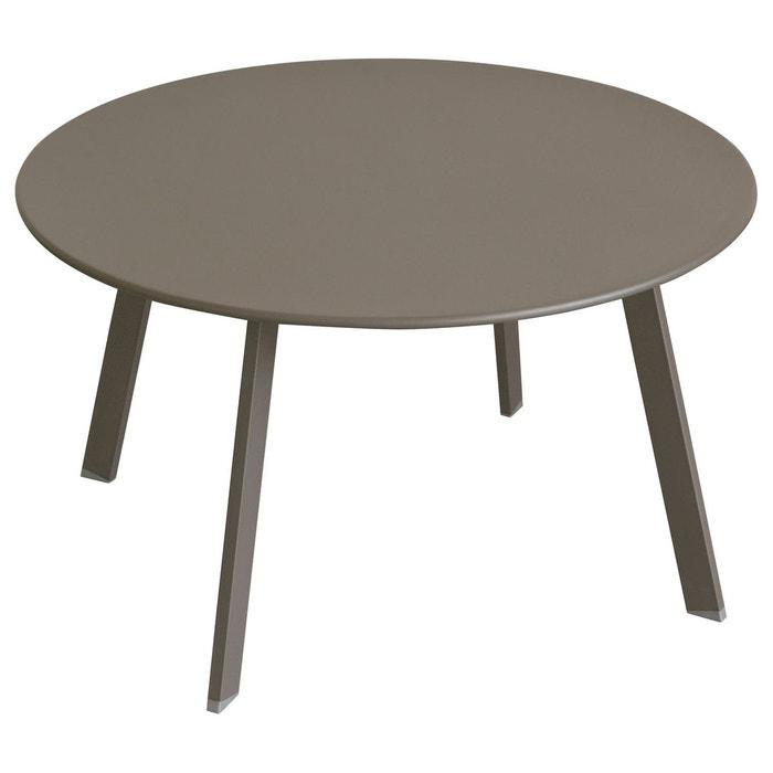 Table d\'appoint de jardin Saona - Diam. 70 cm