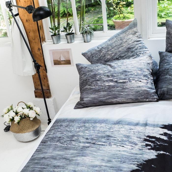 Taie d 39 oreiller photo impression agn s b pour la redoute - Soldes la redoute linge de maison ...