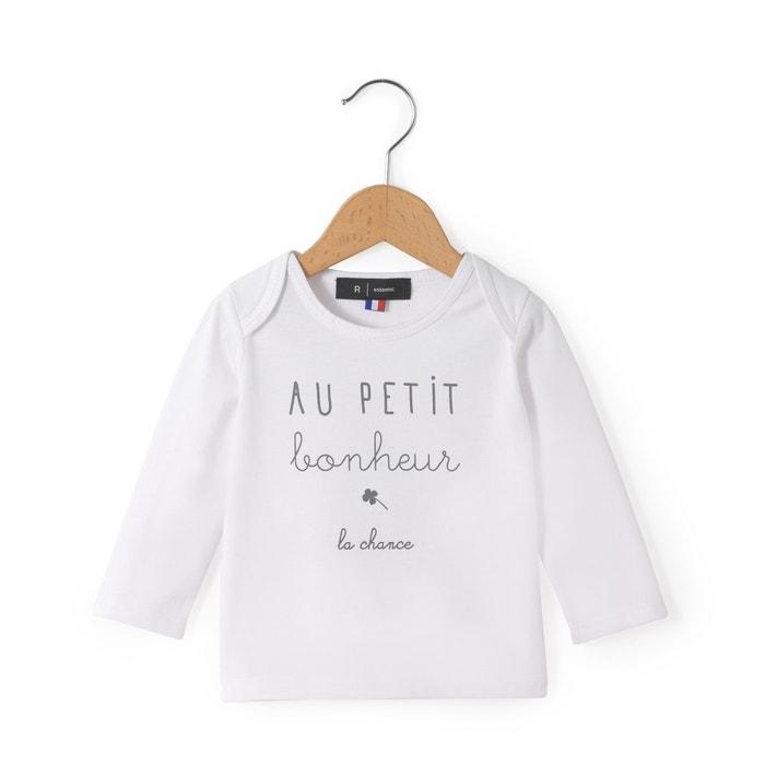 Image T-shirt fabriqué en France 0 mois - 2 ans R mini