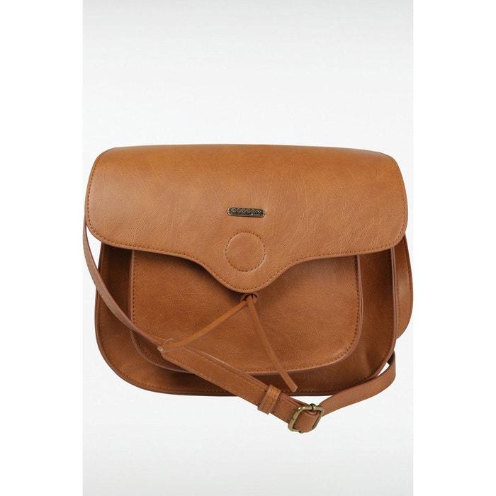 Bonobo SOLDES - Sac besace couture bandoulière femme Synthetique (polyurethane) - Femme Taille TU dTJcMd9