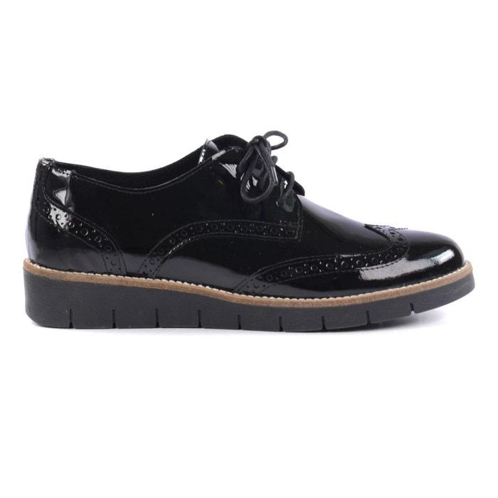 Chaussures à plateau brogue  SACHA image 0