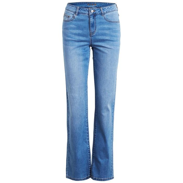 Regular Fit Straight Jeans  VILA image 0