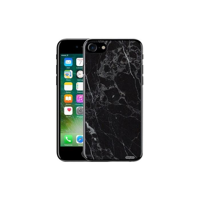 coque iphone 8 noir rigide