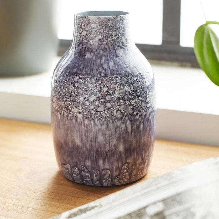 vase authentique gris bois dessus bois dessous la redoute. Black Bedroom Furniture Sets. Home Design Ideas