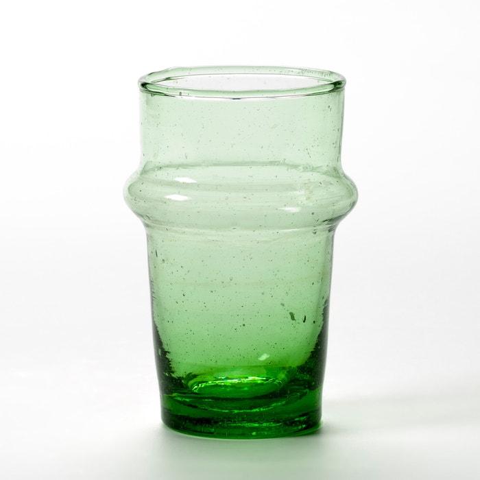 Image Set of 6 Artacama Blown Glass Tumbler AM.PM.