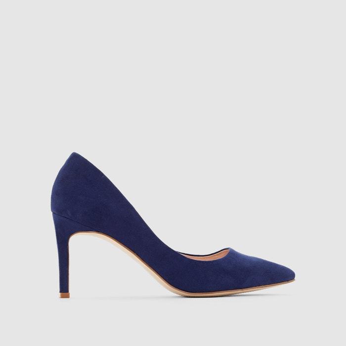 Sapatos com tacão alto, biqueira pontiaguda R essentiel