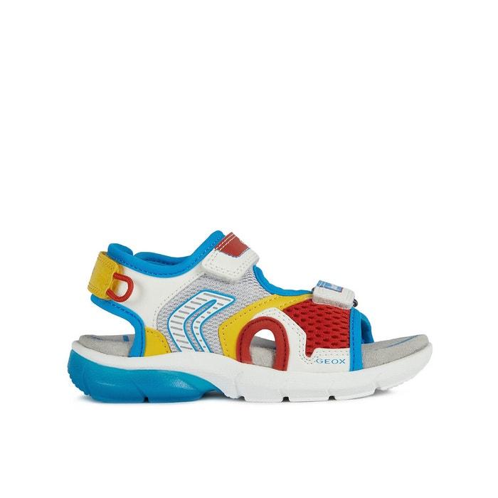 condensador ponerse nervioso Supone  Kids flexyper sandals multi-coloured Geox | La Redoute