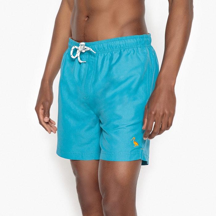 Shorts da bagno con vita elasticizzata  La Redoute Collections image 0