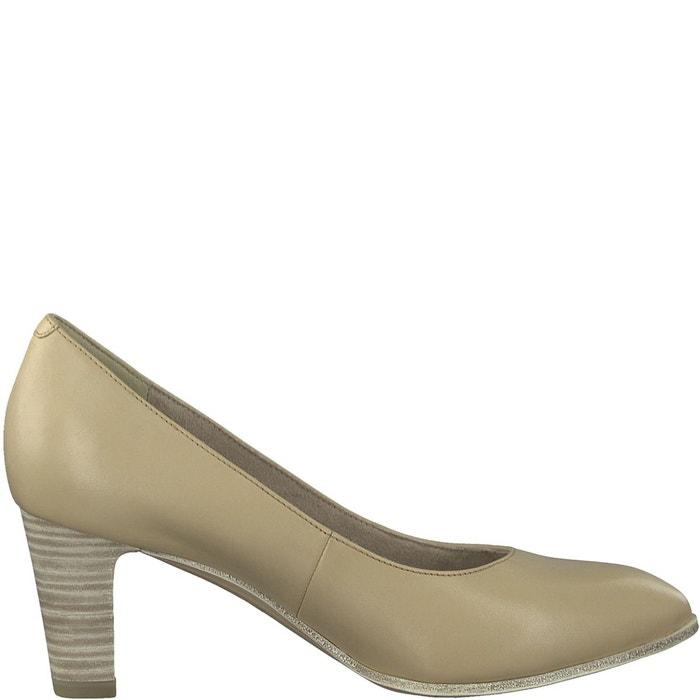 Tamaris Congo Rouge - Chaussures Escarpins Femme