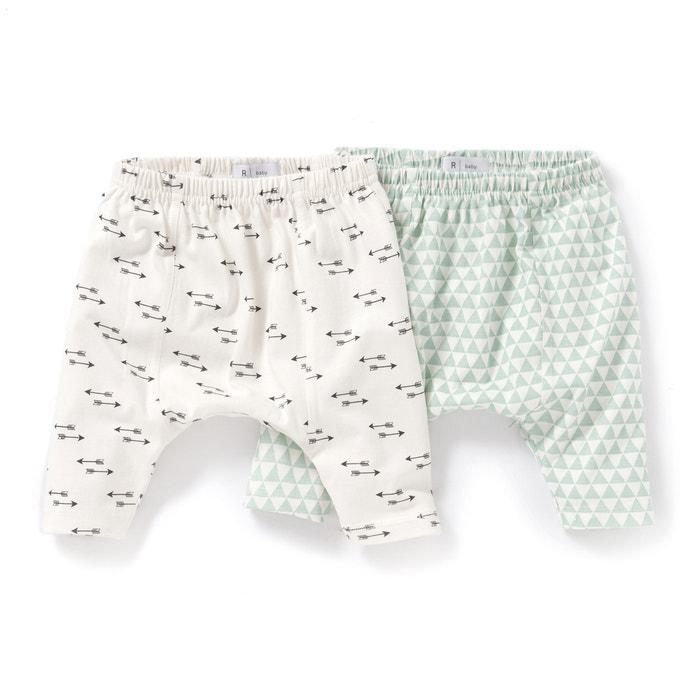 Lot de pantalons  La Redoute Collections image 0