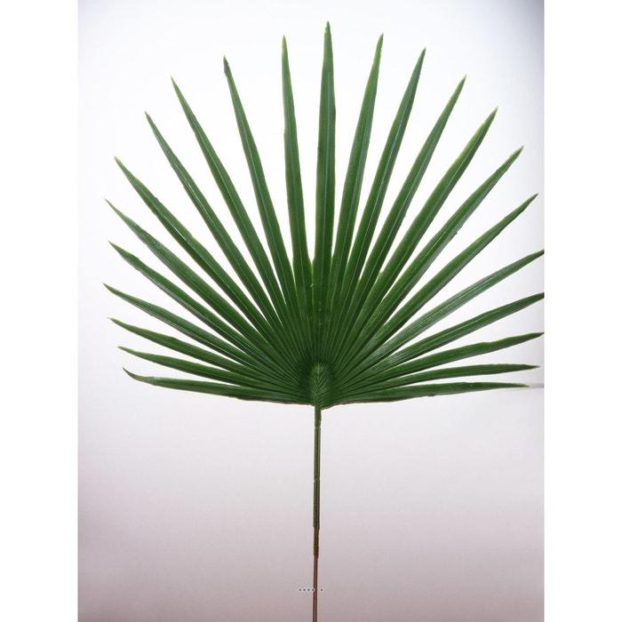 feuille palmier chamaerops artificielle h 53 cm d 36 cm ext vert artificielles la redoute. Black Bedroom Furniture Sets. Home Design Ideas