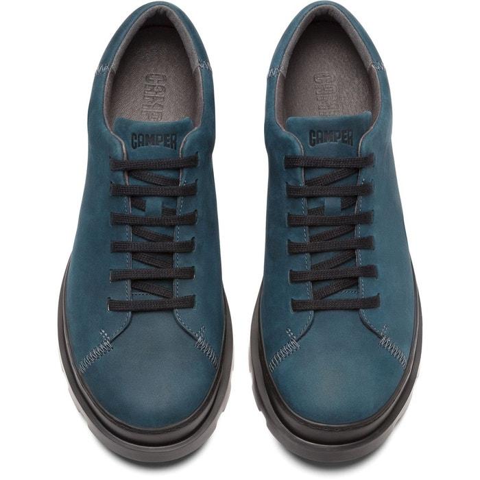 Brutus k100245-002 chaussures habillées homme bleu Camper
