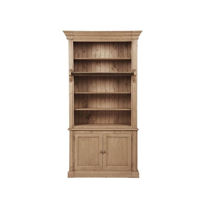 Biblioth que 2 portes interior s la redoute - Bibliotheque la redoute ...