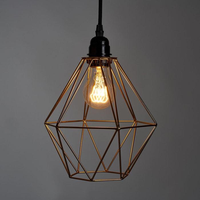 La redoute suspension luminaire suspension naturel lampe - Luminaire ampm ...
