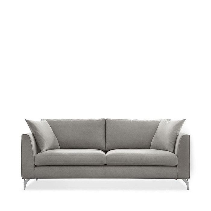 canap 2 places en tissu linate drawer la redoute. Black Bedroom Furniture Sets. Home Design Ideas