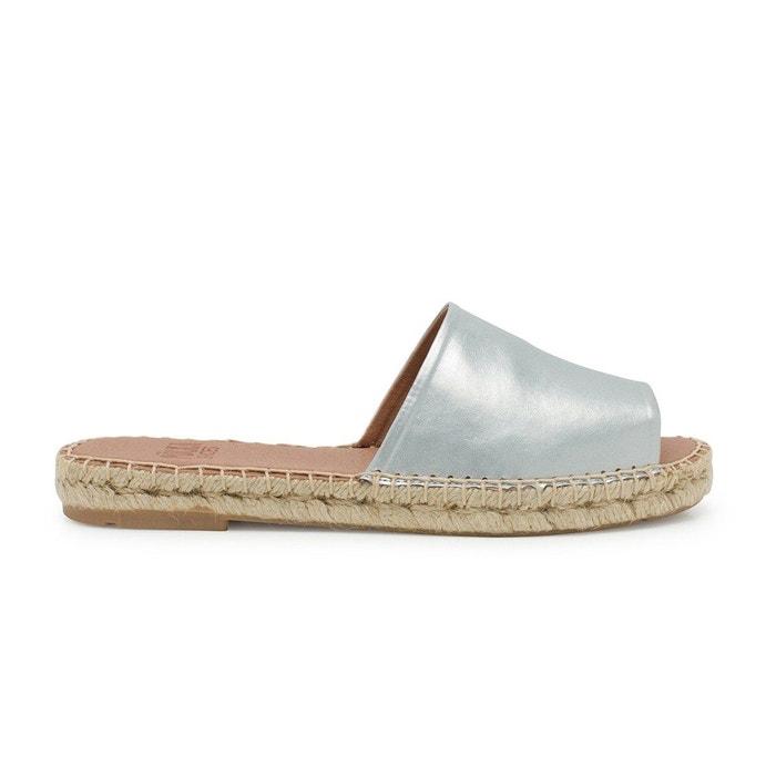 Sandale lucy  argent Polka Shoes  La Redoute
