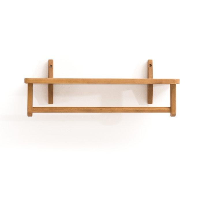 Mensola, in legno di acacia oliato, finitura teck  La Redoute Interieurs image 0