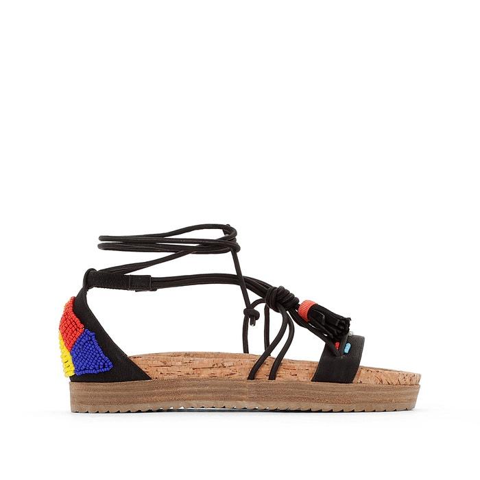 Sandalen met dikke zool Jamaica  COOLWAY image 0