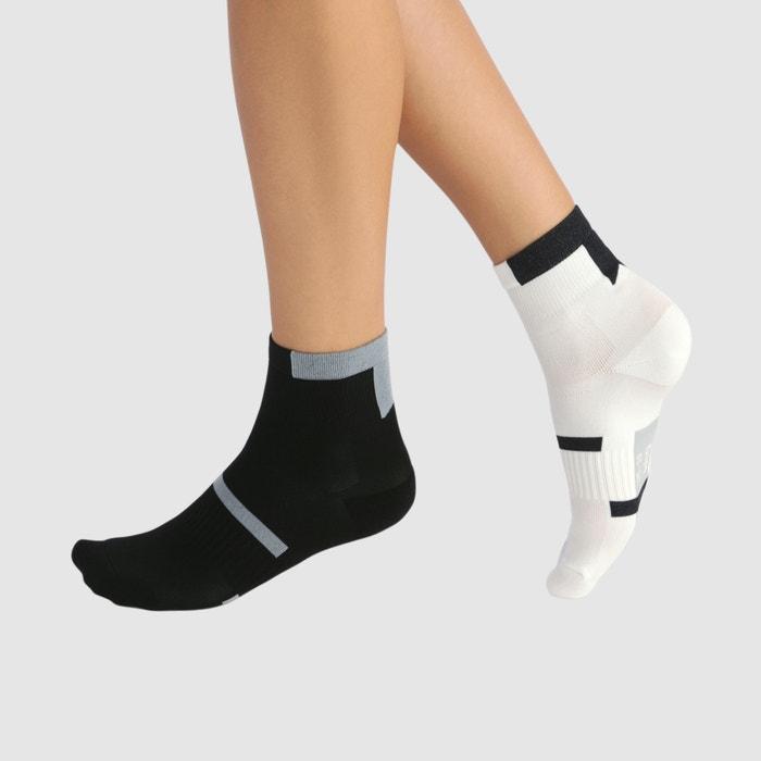 Confezione da 2 paia di calze sportive, grafiche  DIM image 0