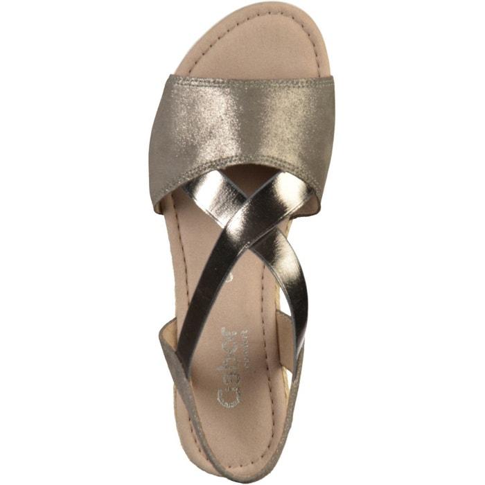 Sandales gris Gabor