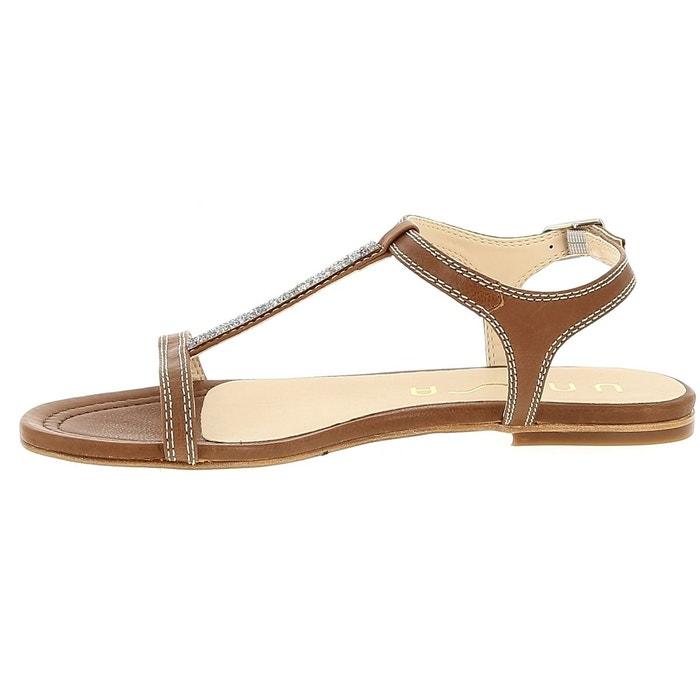 Sandales et nu-pieds unisa canoa noir Unisa