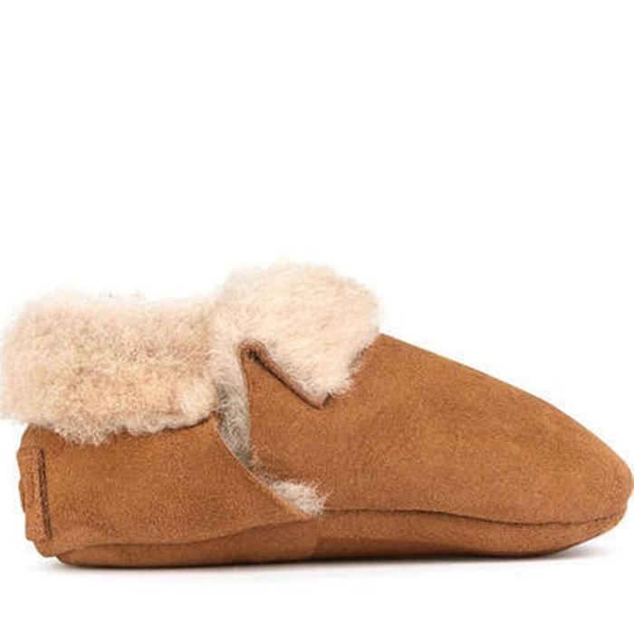 Boots cuir Solvi UGG