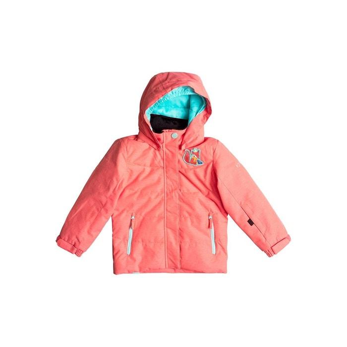 Roxy Anna Rose Neon De Grapefruit Snow La Redoute Veste n4Sx1RTqff