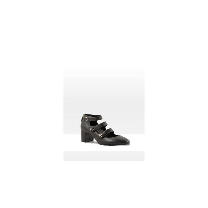 Sandales-alexa noir What For